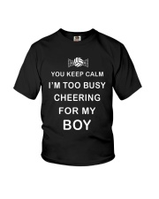 Volleyball You Keep Calm Youth T-Shirt thumbnail