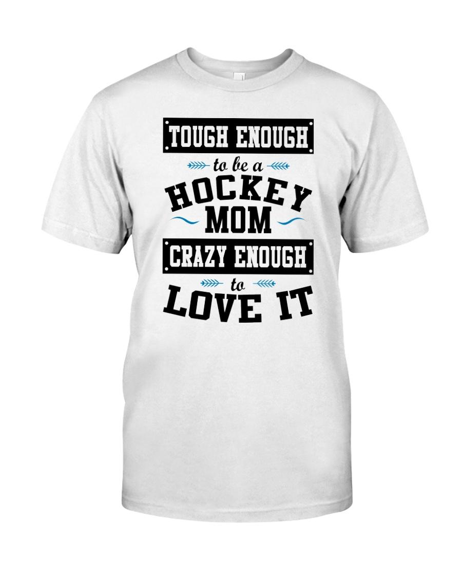 Hockey Mom Classic T-Shirt