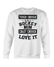 Hockey Mom Crewneck Sweatshirt thumbnail