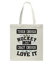 Hockey Mom Tote Bag thumbnail