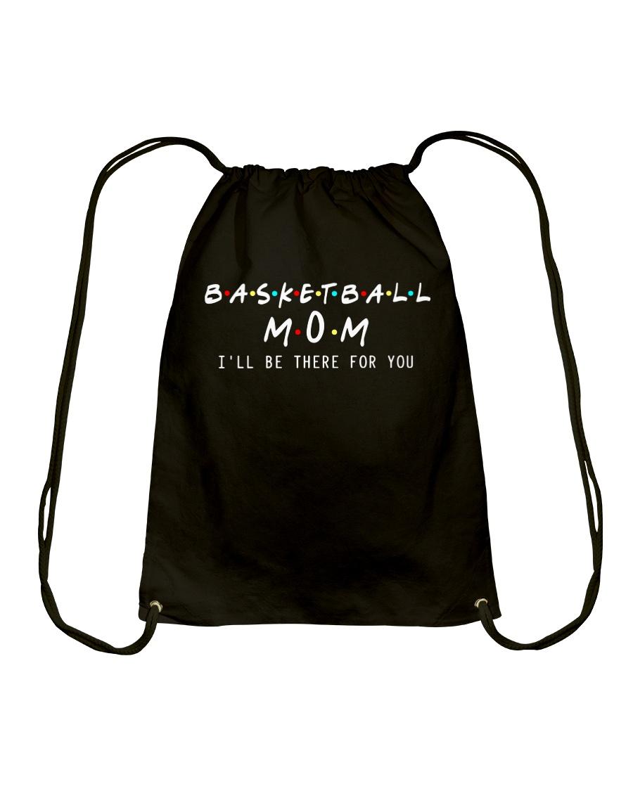 Basketball Mom Drawstring Bag