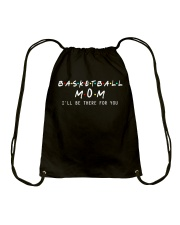 Basketball Mom Drawstring Bag thumbnail