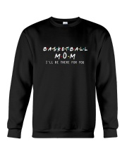 Basketball Mom Crewneck Sweatshirt thumbnail