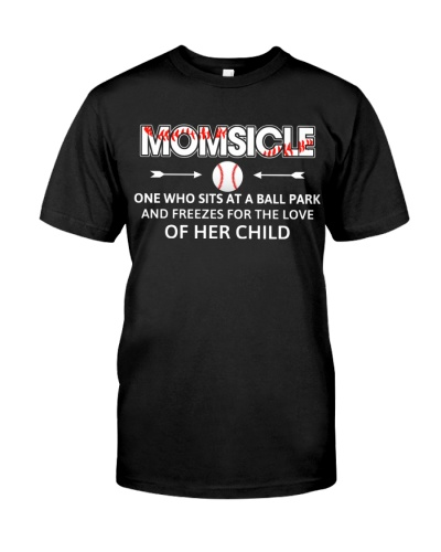 Baseball Momsicle