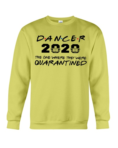 Dancer Of 2020 The One With The Pandemic