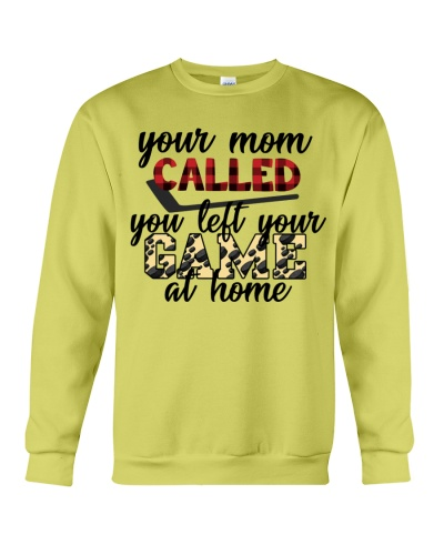 Hockey Your Mom Called