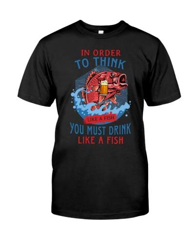 Fishing Think Like Fish