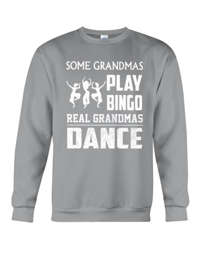 Some Grandmas Play Bingo Dancer