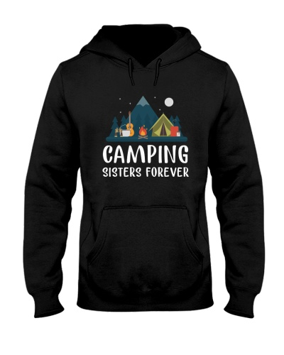 Camping Sisters Forever