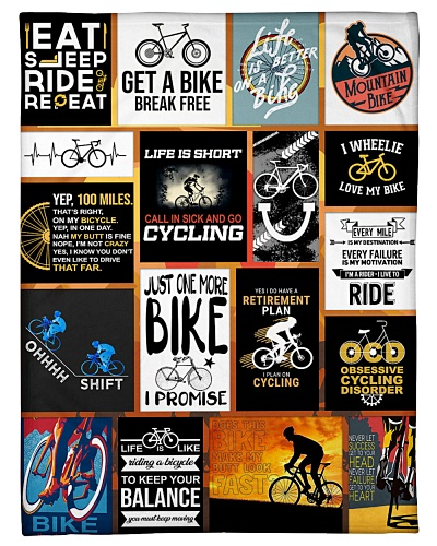 Cycling Funny Just One More Bike Graphic Design