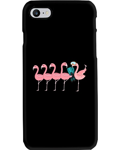 Scuba diving Flamingo