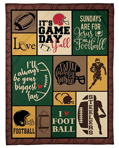 Football It's The Game Day Graphic Design