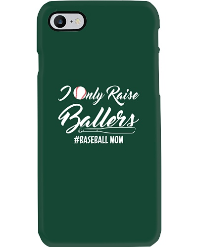 Baseball- I only raise ballers