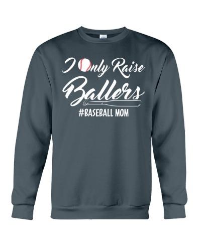 Baseball- I only raise ballers