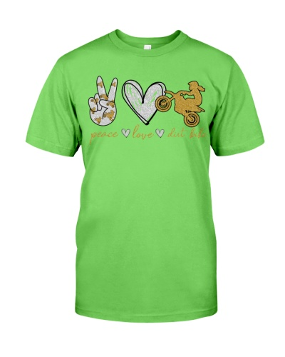 Motocross Peace Love
