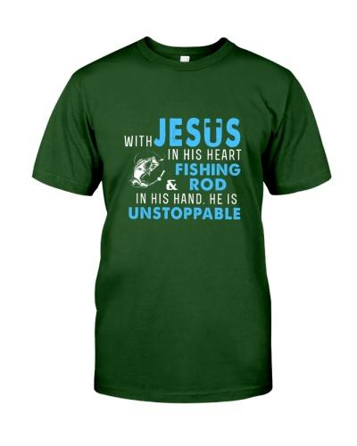 Fishing Jesus