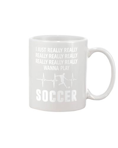 I Just Really Wanna Play Soccer