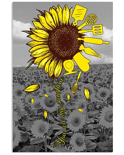 Baking You Are My Sunshine Poster