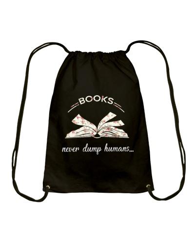 Books Never Dump Humans