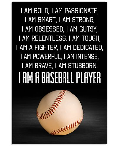 I'm A Baseball Player