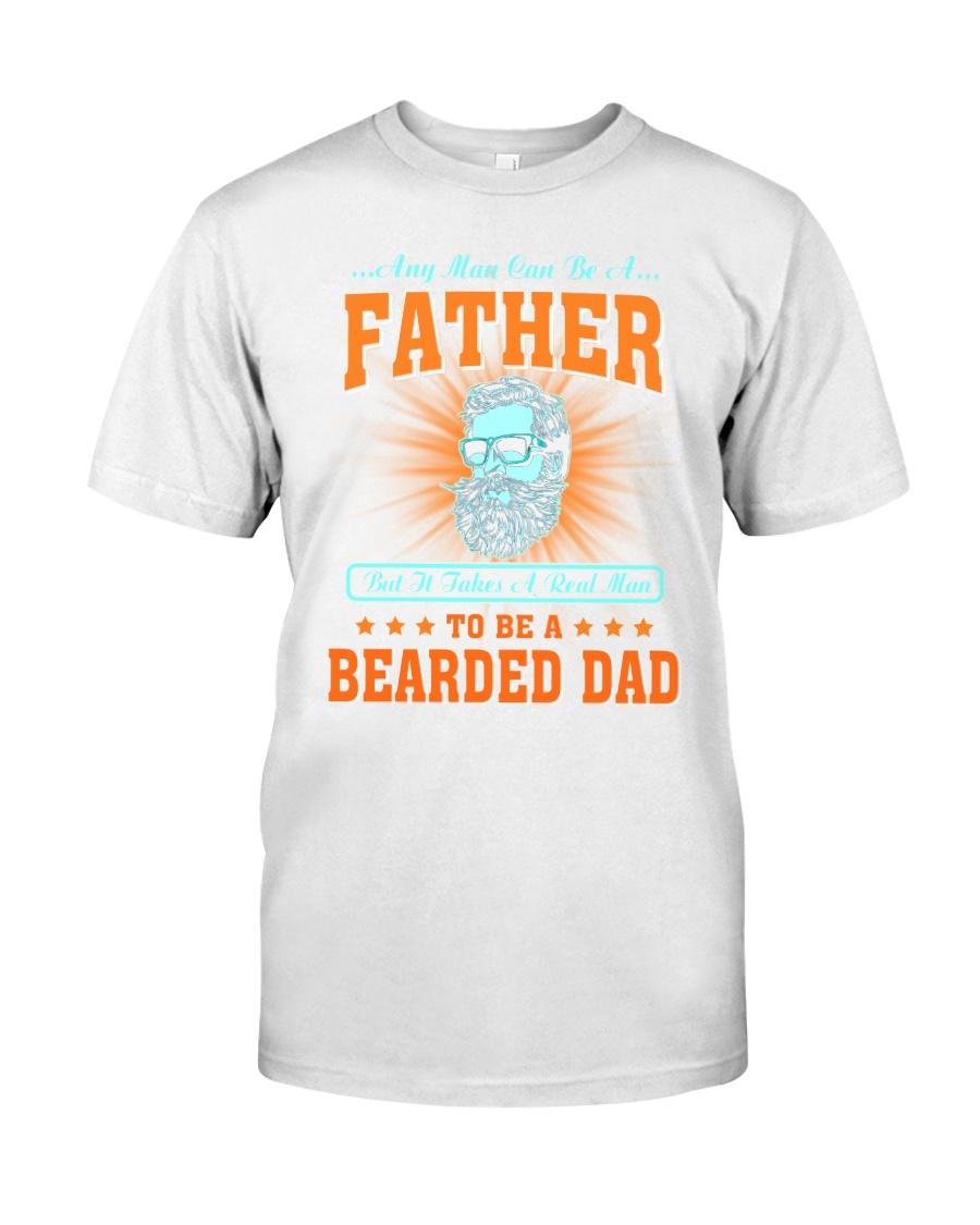Bearded Dad Classic T-Shirt