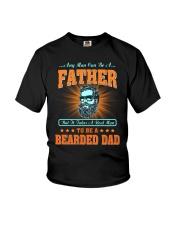 Bearded Dad Youth T-Shirt thumbnail