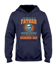 Bearded Dad Hooded Sweatshirt thumbnail