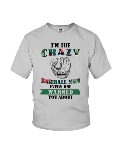 Baseball Mom Crazy