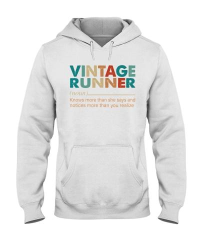 Running Vintage