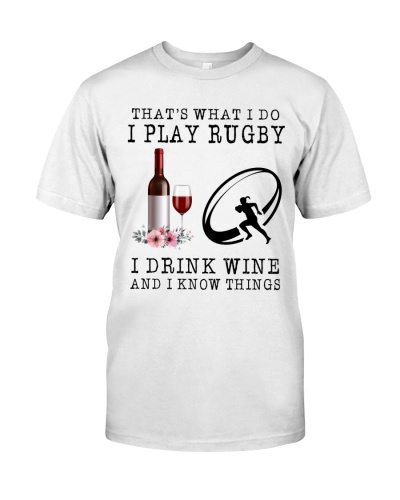 Rugby That's I Do