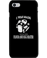 Cake - FLOUR AND EGG BEATER Phone Case thumbnail