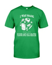 Cake - FLOUR AND EGG BEATER Classic T-Shirt front