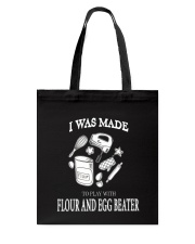 Cake - FLOUR AND EGG BEATER Tote Bag thumbnail