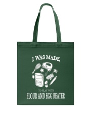 Cake - FLOUR AND EGG BEATER Tote Bag front