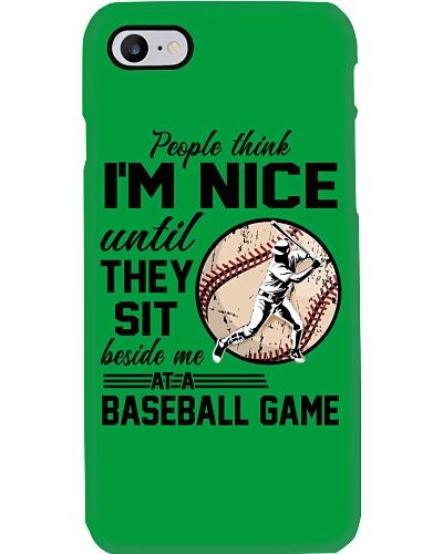 Baseball People Think