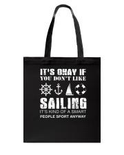 Sailing Sport Anyway Tote Bag thumbnail
