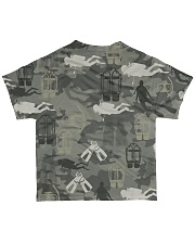 Scuba Diving Camouflage All-over T-Shirt thumbnail
