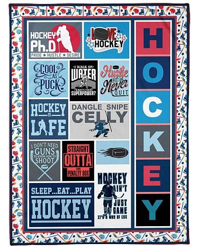 Hockey Funny Hockey Is Life Graphic Design