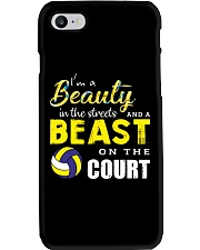 I'm A Beaury In The Streets Volleyball Phone Case thumbnail