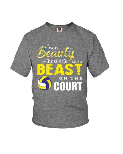 I'm A Beaury In The Streets Volleyball