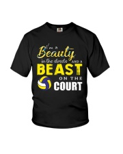 I'm A Beaury In The Streets Volleyball Youth T-Shirt thumbnail