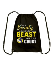 I'm A Beaury In The Streets Volleyball Drawstring Bag thumbnail