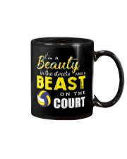 I'm A Beaury In The Streets Volleyball Mug thumbnail
