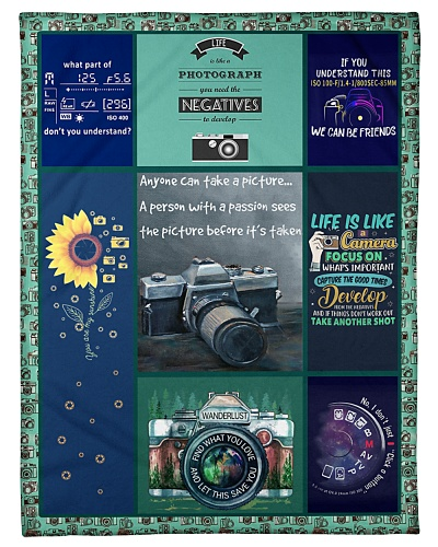 Photography Anyone Can Take A Pic Graphic Design