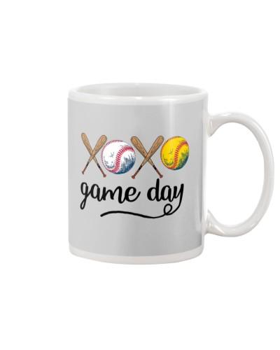 Baseball Game Day