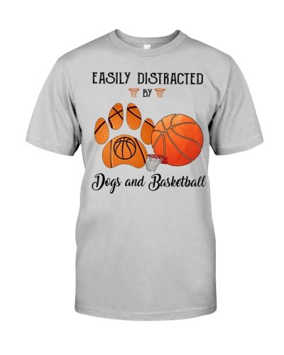 Basketball Easily Distracted By