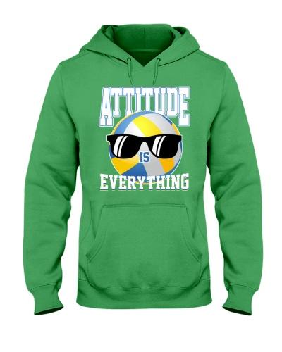 Volleyball Attitude