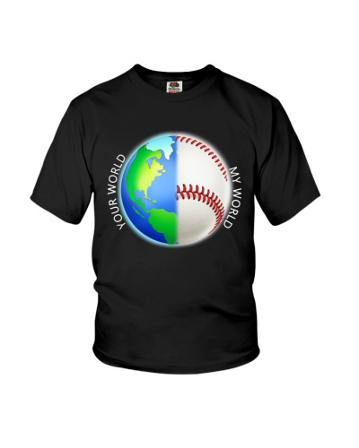 Baseball Your World My World