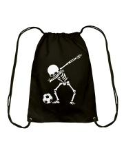 Soccer Dab Drawstring Bag thumbnail