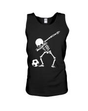 Soccer Dab Unisex Tank thumbnail
